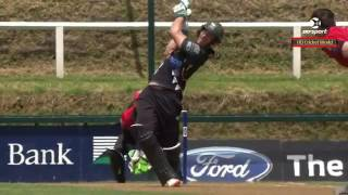 George Worker 159 off 151 balls!!  Ford Trophy Final 2016