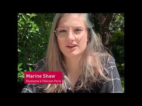 Admissibles 2020 : les cursus Télécom Paris, par Marine Shaw