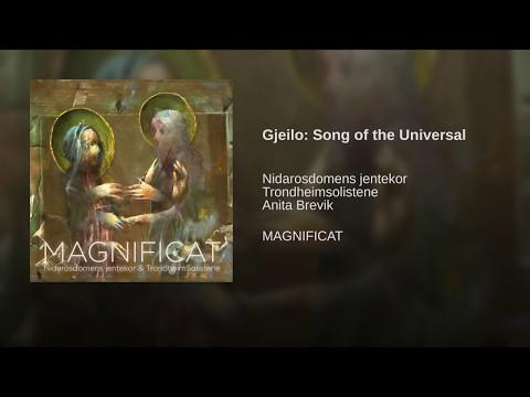 Gjeilo: Song of the Universal
