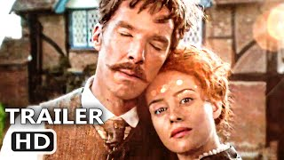 THE ELECTRICAL LIFE OF LOUIS WAIN Trailer (2021) Benedict Cumberbatch, Claire Foy Movie