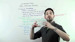 SEO Interview Questions - SEO Tips