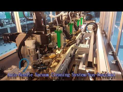 High Precision Manufacturing Automation Equipment For OIS And AF VCM