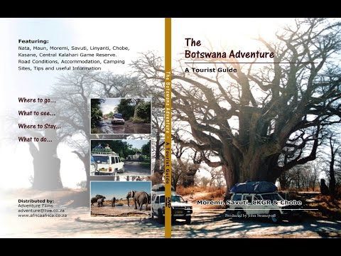 Self Drive Botswana Free 4x4 Travel Guide.