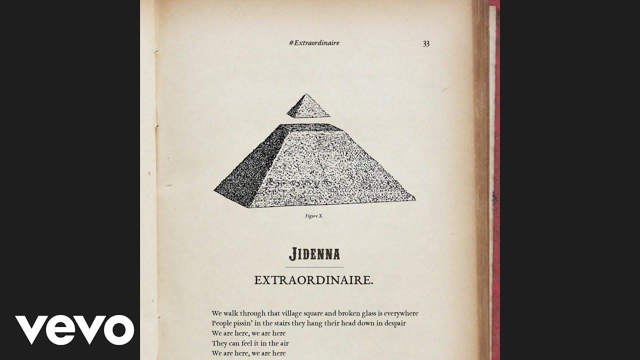 jidenna extraordinaire