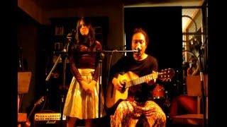 "Is (Payung Teduh) & Gaby - Tidurlah. Live at ""Dunia Batas"" Album Launch"