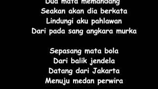 Keroncong Mus Mulyadi Sepasang Mata Bola With Lyrics
