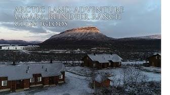 Kilpisjärven Tunturimajat | Arctic Land Adventure - Vasaran porotila | jakso 10