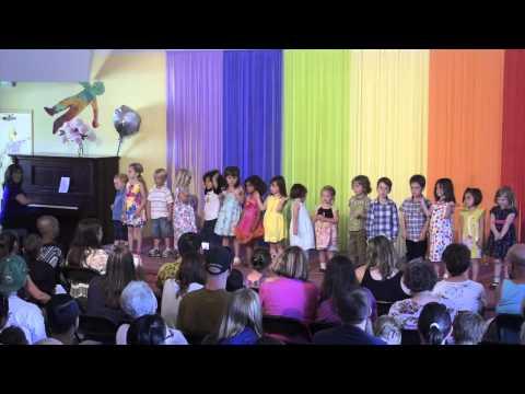2014 Far Horizons Montessori Spring Concert