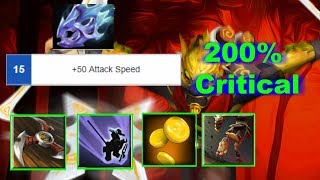 Permacritical!!!! || Ability Draft || Dota 2