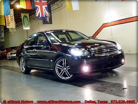 2007 Infiniti M45 >> 2007 Infiniti M45 Sport - eDirect Motors - YouTube