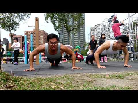 Streetworkout Motivation In Taipei - FitnessBarz
