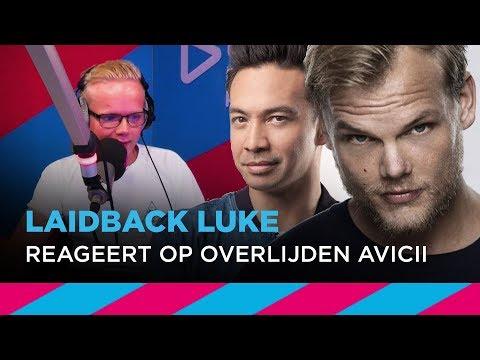 Avicii (28) overleden. Laidback Luke reageert: 'Heftig…' | SLAM!