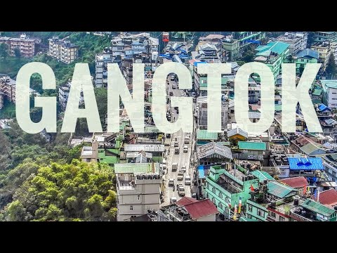 A Day In Gangtok |Sikkim Vlog 6| North East India Tourism