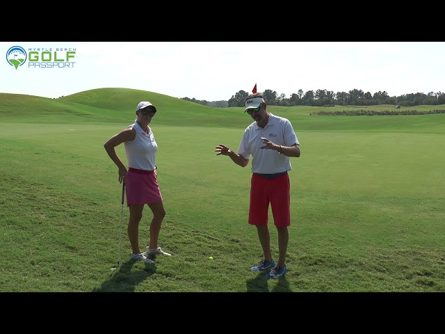 Myrtle Beach Golf Passport | Chipping Out of Rough