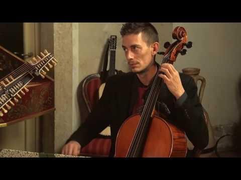 Antonio VIVALDI: trio per violino, leuto e basso in G minor RV 85