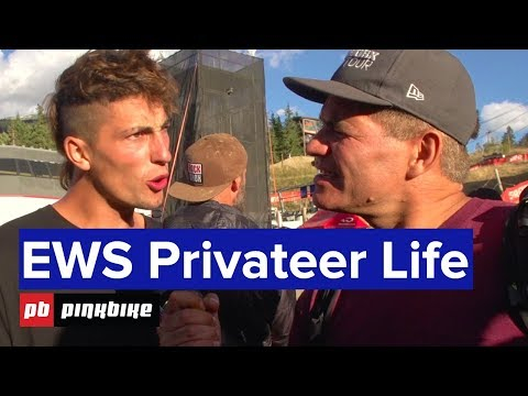 Just The Privateers - EWS Whistler 2017: What does it take to race?
