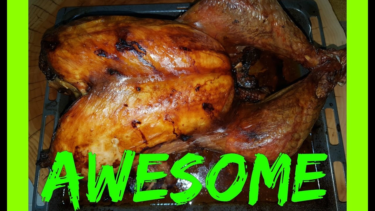 how to cook a turkey youtube