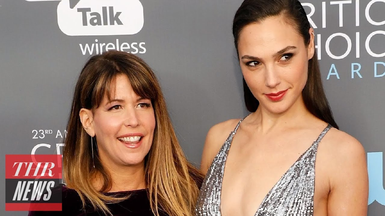 'Wonder Woman' Director Patty Jenkins Talks Potential Amazon Spinoff | THR News