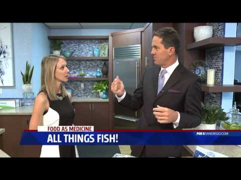 Finding Healthy Fish: Avoiding Toxins, Mercury, And Radiation
