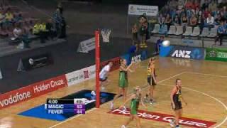 anz netball 2010 magic vs fever qtr 4 part 2