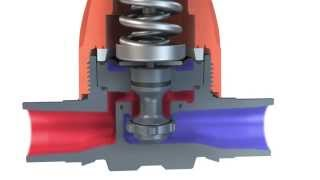 Pressure Regulating Valve Type 582/586 - GF Piping Systems - English