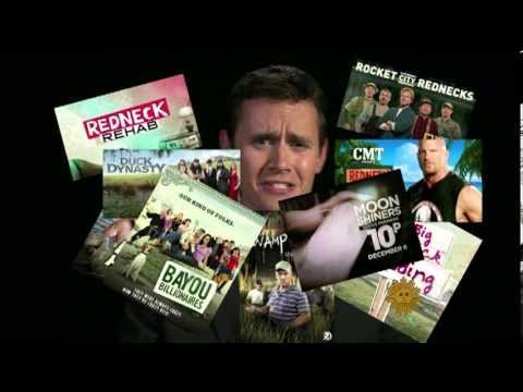 "CBS Sunday Morning - Conor Knighton ""rednecksploitation"""