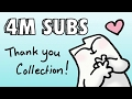 Simon's Cat - 4M Subs Thank You Collection!