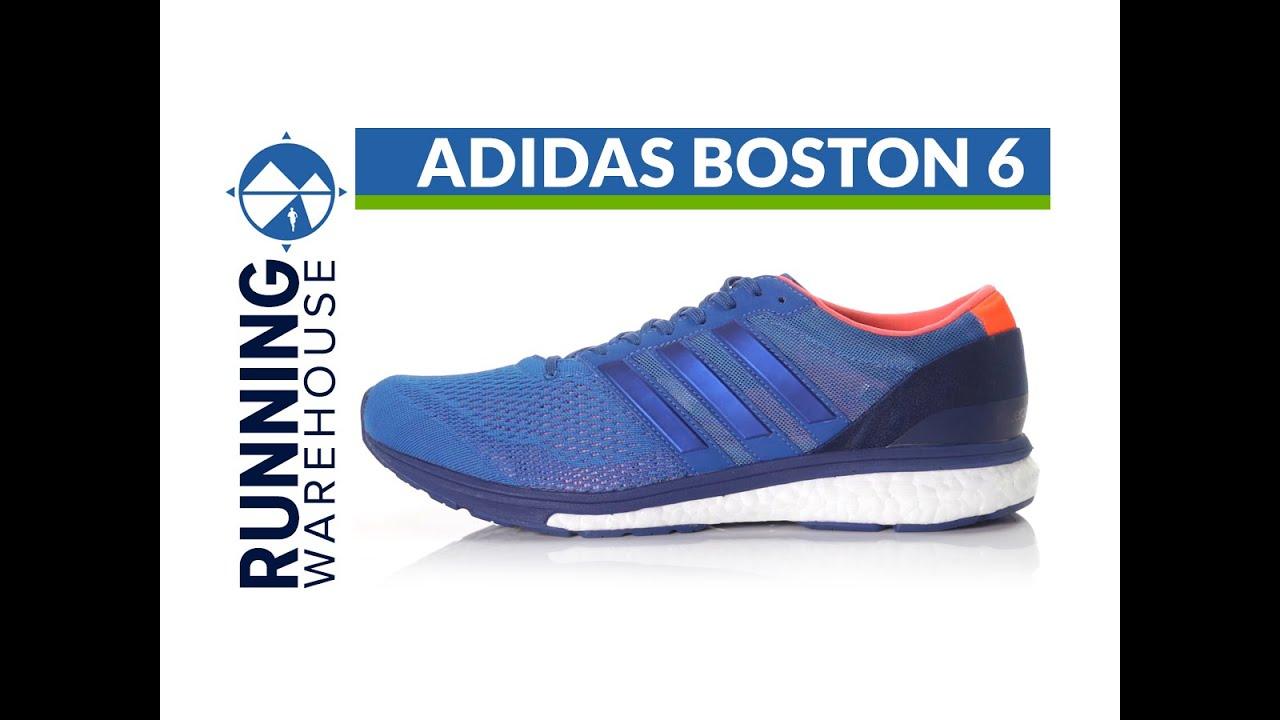 04ff4b08dd93 adidas adizero Boston 6 for Men - YouTube