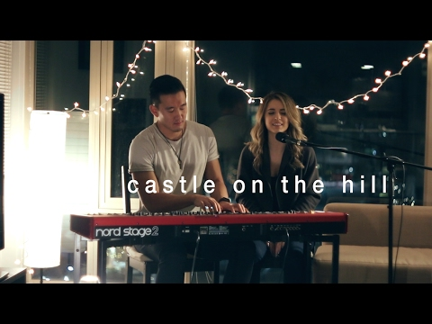 ☺ Castle On The Hill  Ed Sheeran Karina Gonchar & Terry Chen