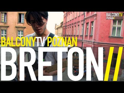 BRETON - GOVERNING CORRECTLY (BalconyTV)