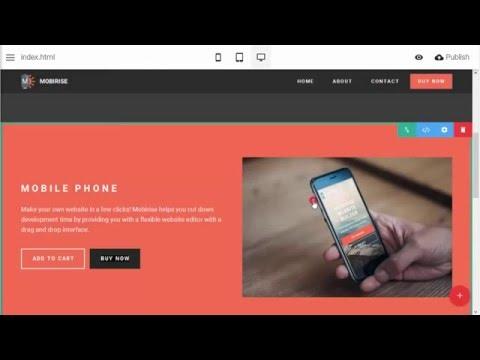 PayPal Shopping Cart - Mobirise Website Creator v2.11