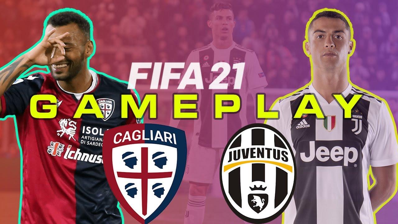 Cagliari vs Juventus Serie A Highlights ...