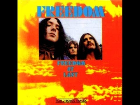 Freedom, Freedom At Last 1969 (vinyl record)
