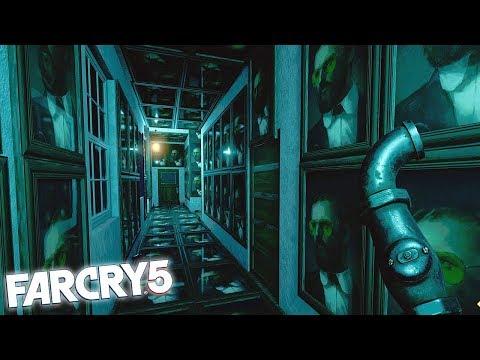 FAR CRY 5 SILENT HILL HORROR MAP! Far Cry 5 Arcade Funny Moments & Fails!
