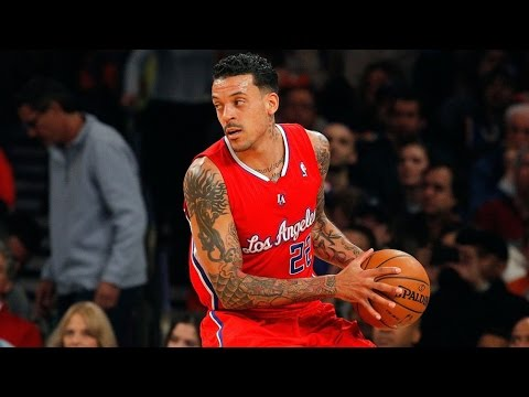 Matt Barnes Clippers 2015 Season Highlights