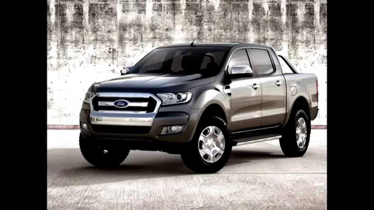 Ford Ranger Diesel 2015 Pick Up 2014 Range