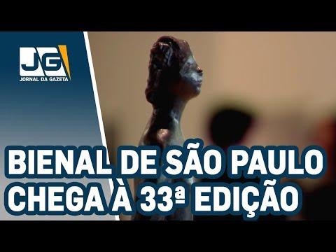 Bienal de São Paulo chega à 33ª edição