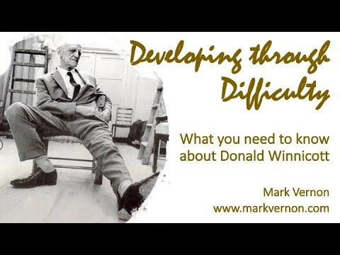 Developing through Difficulty - What you need to know about Donald Winnicott