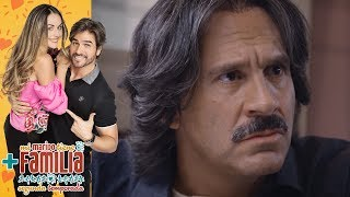 ¡Temo le confiesa a Pancho que es gay! | Mi marido tiene más familia - Televisa