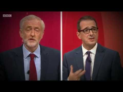 BBC News Special: Labour Leadership Result - 24/9/16