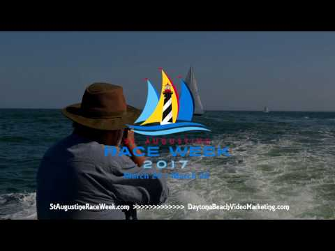 St. Augustine Race Week 2017 - Adult & Youth Sailboat Racing