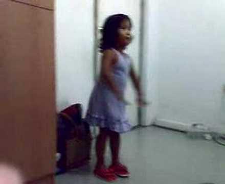 dancing chacha