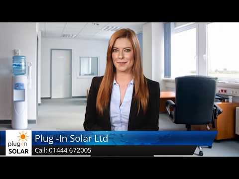 Plug -In Solar Ltd West Sussex- Remarkable 5 Star Review