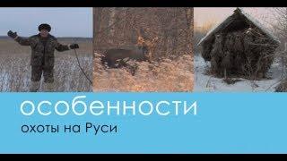 Зимняя охота на Лося, Кабана и Косулю