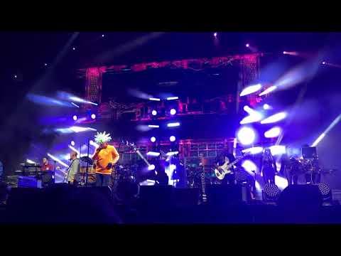 Jamiroquai live at North Coast Music Festival Chicago 2018