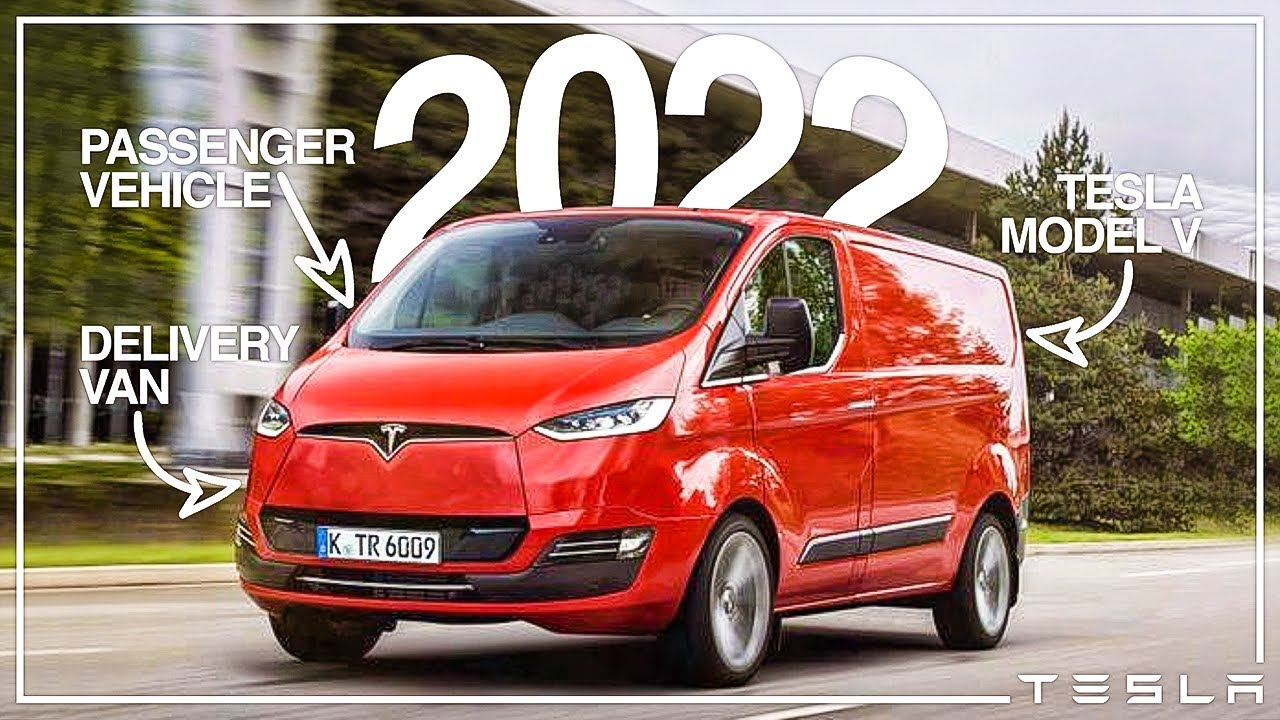 The Tesla Van Is Coming Next!