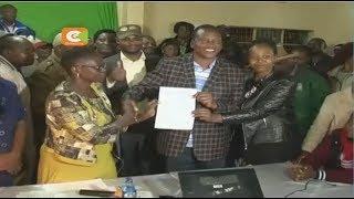Richard Onyonka kuongoza tena eneo la Kitutu chache
