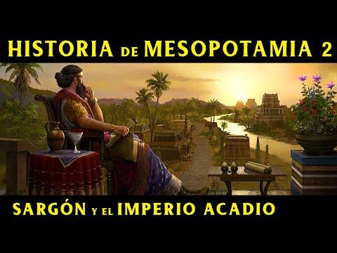 MESOPOTAMIA 2: El Imperio Acadio y la invasión guti