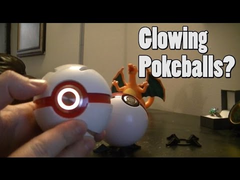 Real Life Pokeballs The Pheonix Orb Project Youtube