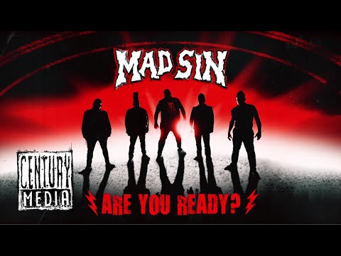 MAD SIN - Are You Ready? (Visualizer)